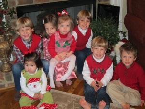 7 grandkids