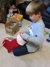 Seth's stocking