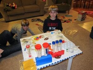 Carter's science kit