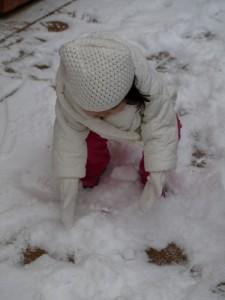 MK - snow