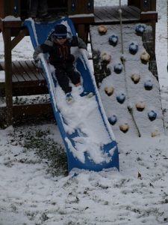 Seth sliding