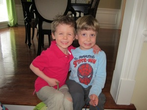 Ethan and Rane