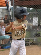 Carter batting