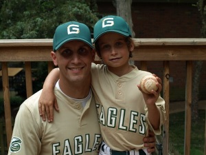 Game Ball with Daddy